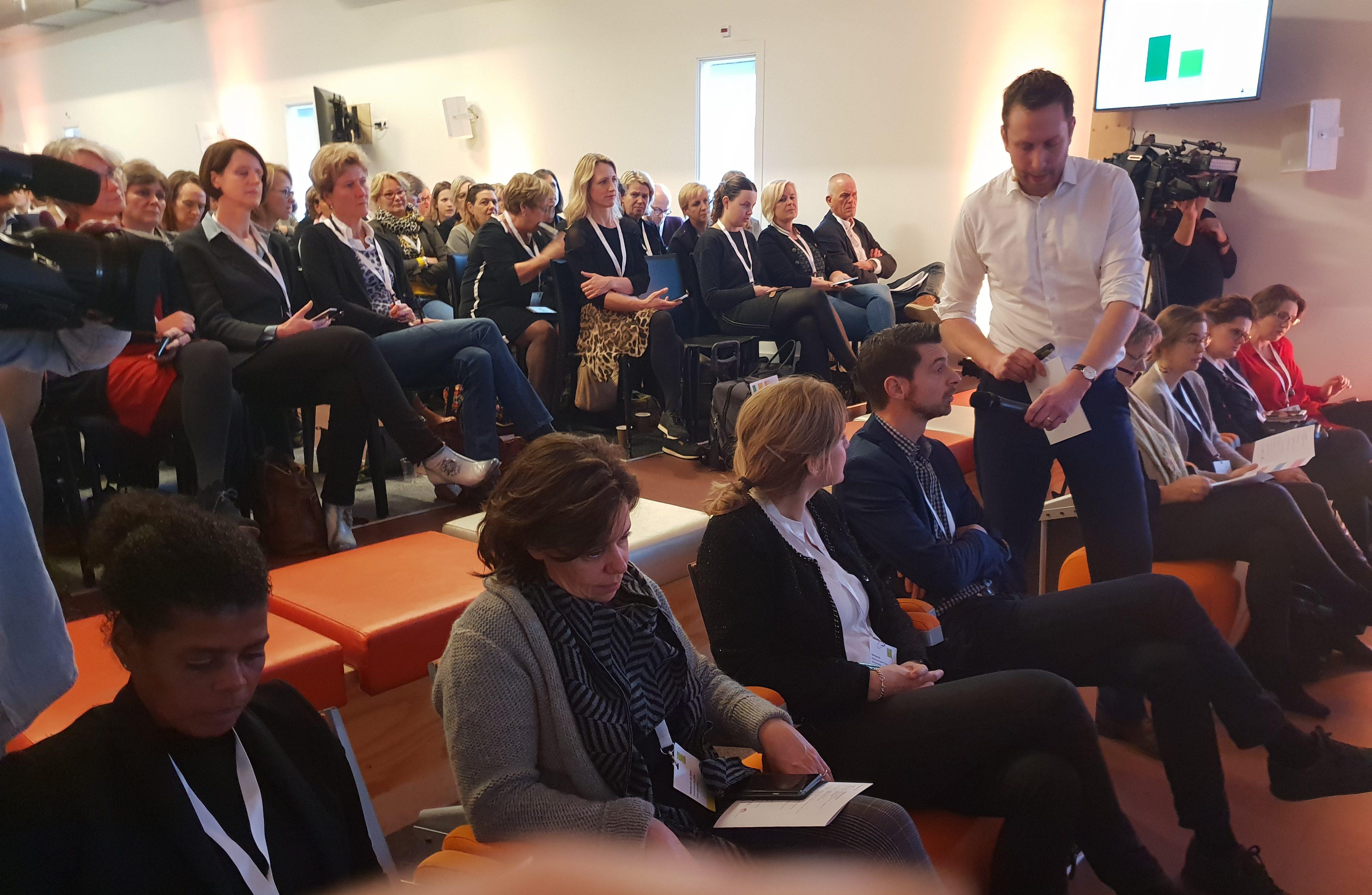 Werkconferentie betrekt totale werkveld bij modernisering opleidingen
